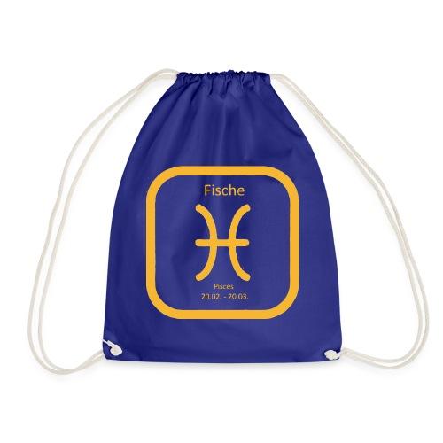 Horoskop Fische12 - Turnbeutel