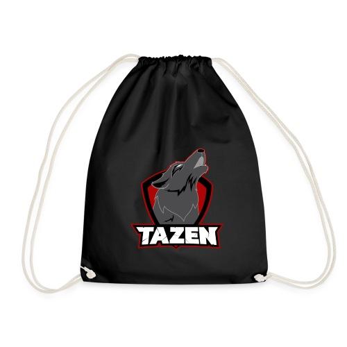 TazenOfficial Rød - Sportstaske