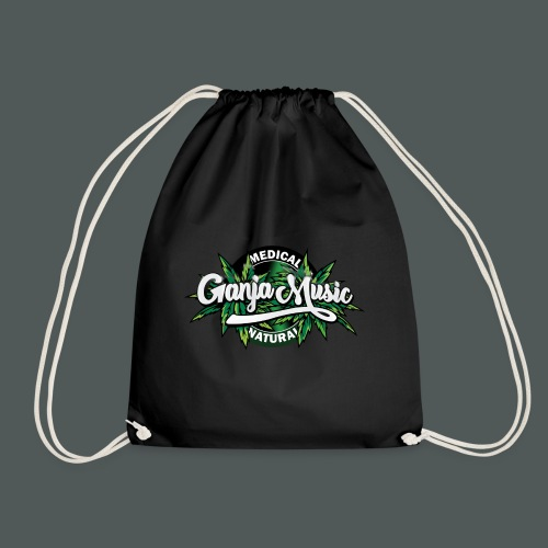Medical Ganja - Drawstring Bag