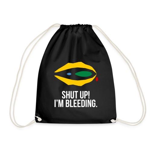 Shut up! I'm bleeding (clair) - Sac de sport léger
