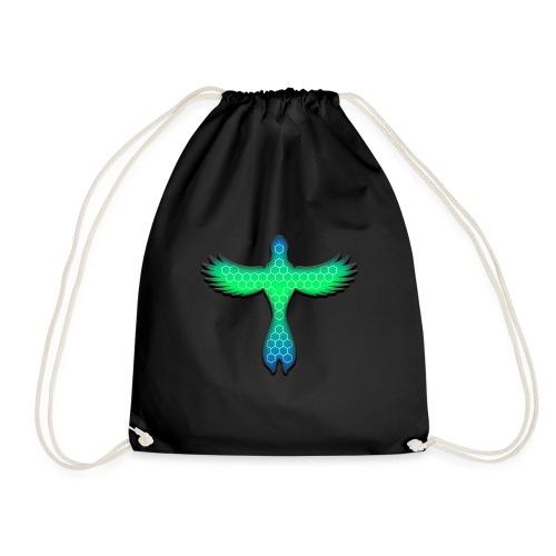 Buwlink • Tropical - Drawstring Bag
