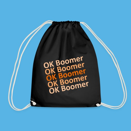 Ok Boomer - Turnbeutel