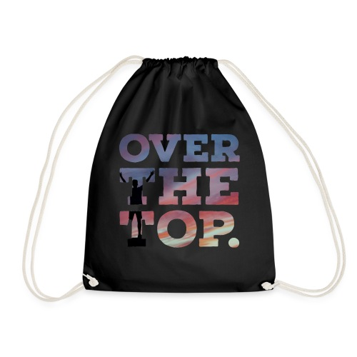 Over the top - Turnbeutel