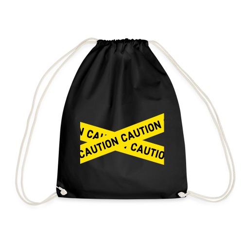 caution - Turnbeutel