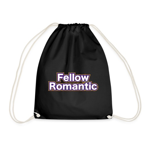 Fellow Romantic - Drawstring Bag