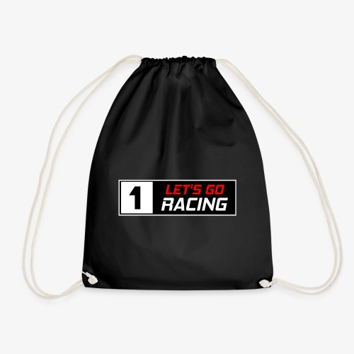 LET'S GO RACING - Sac de sport léger