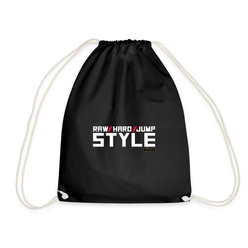 Rawstyle / Hardstyle / Jumpstyle - Drawstring Bag