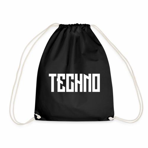 Techno_V5 - Turnbeutel