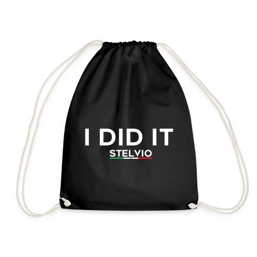I did it - Sacca sportiva