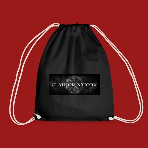 Small Logo Clan Of Xymox - Drawstring Bag