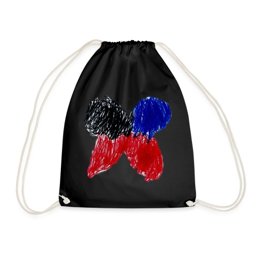 The Butterfly - Drawstring Bag