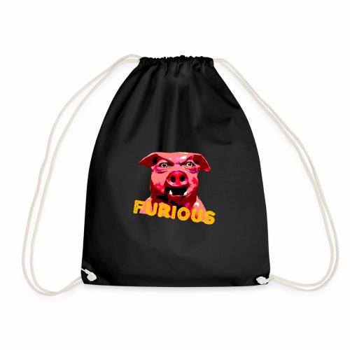 FAT SOW - Drawstring Bag