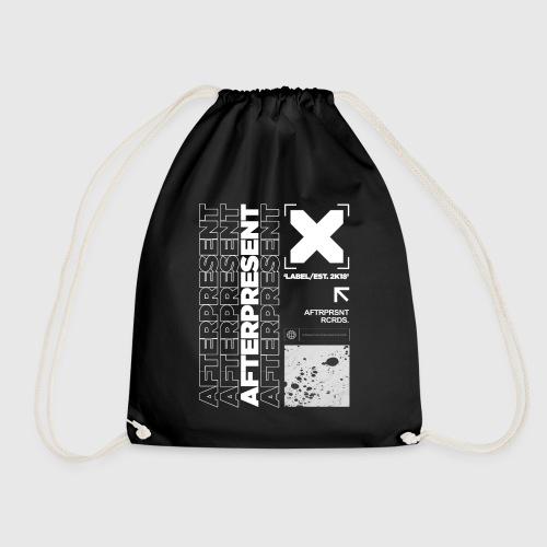 Afterpresent, 20 - Drawstring Bag
