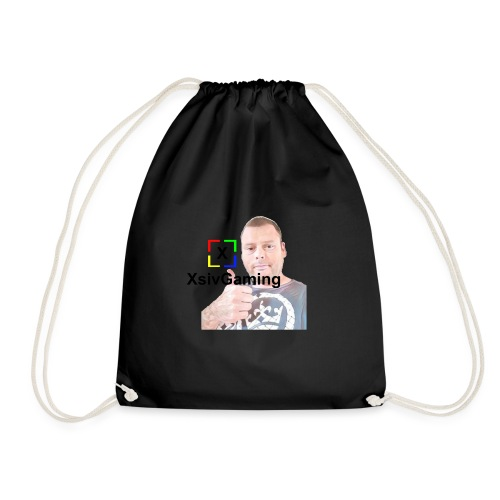 xsivgaming face - Drawstring Bag