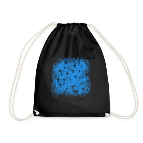 blue-transparent - Turnbeutel