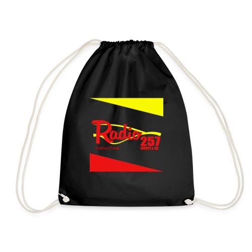 Radio 257 Generic design 1 - Drawstring Bag