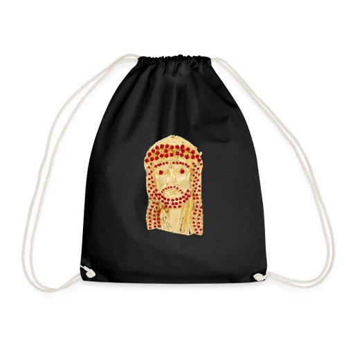 micropiece diamond - Drawstring Bag