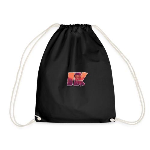 Ishaan Kulkarni Logo (1) - Drawstring Bag