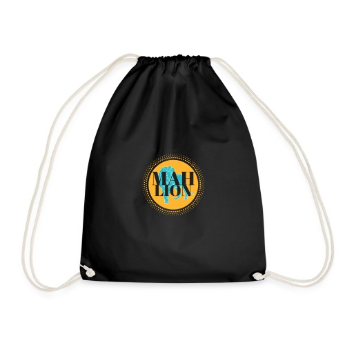 MAH LION - Drawstring Bag