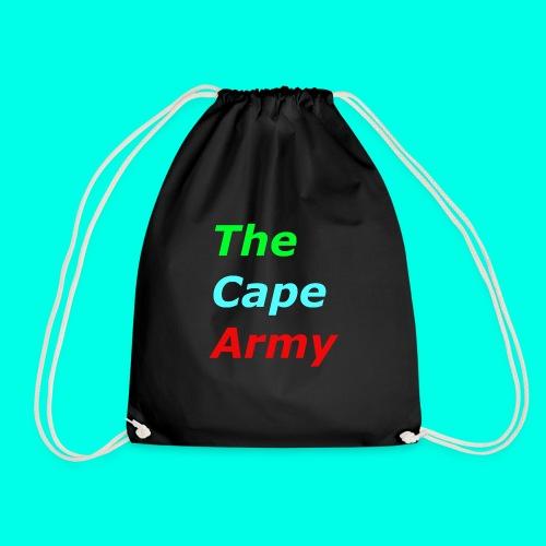 The Cape Army - Drawstring Bag