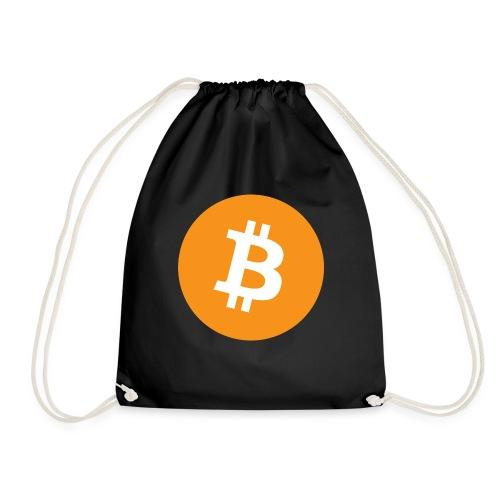 Bitcoin logo officiel - Sac de sport léger