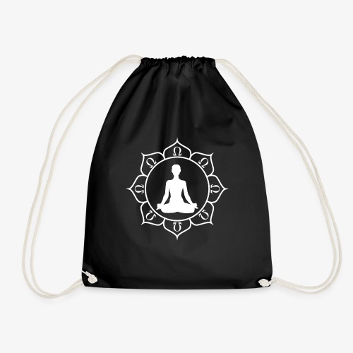 Ohm Buddha - Turnbeutel