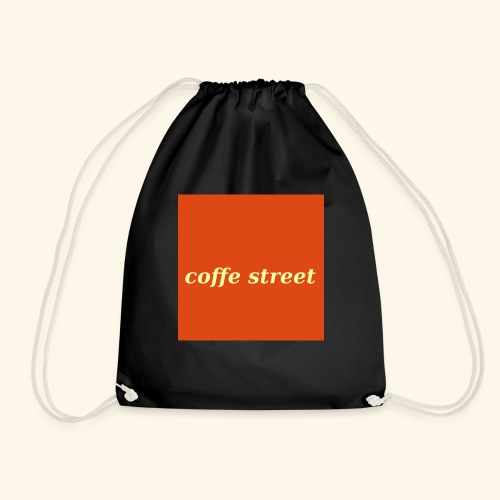 Coffe Street - Turnbeutel