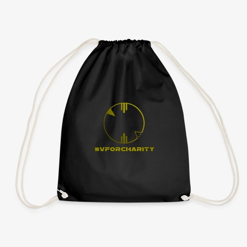 vforcharity - Drawstring Bag