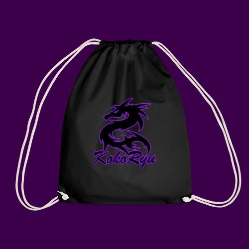 KokoRyu Logo - Drawstring Bag