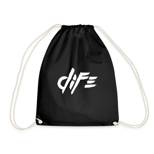 DIFE logo White - Sac de sport léger