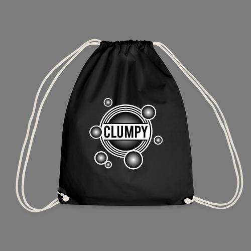Clumpy halos - Drawstring Bag