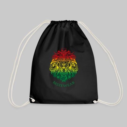 #Bestewear - Rastafari Lion - Turnbeutel