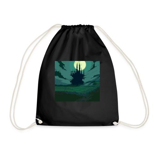 Castle - Drawstring Bag