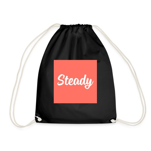 Steady Logo Square - Turnbeutel