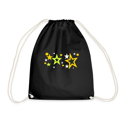 star - Drawstring Bag