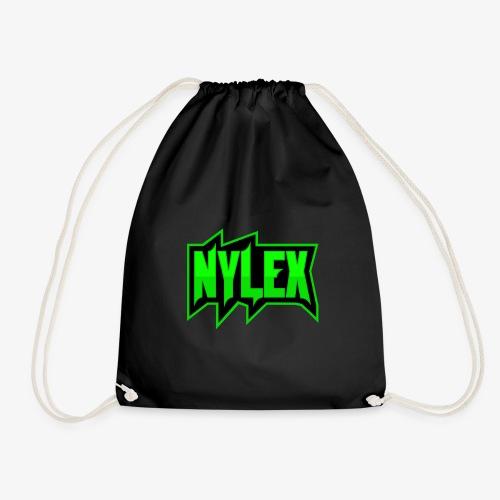 Team Nylex Logo - Turnbeutel