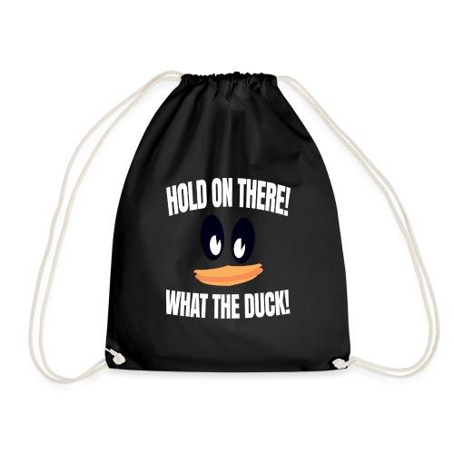 WhatTheDuck - Drawstring Bag