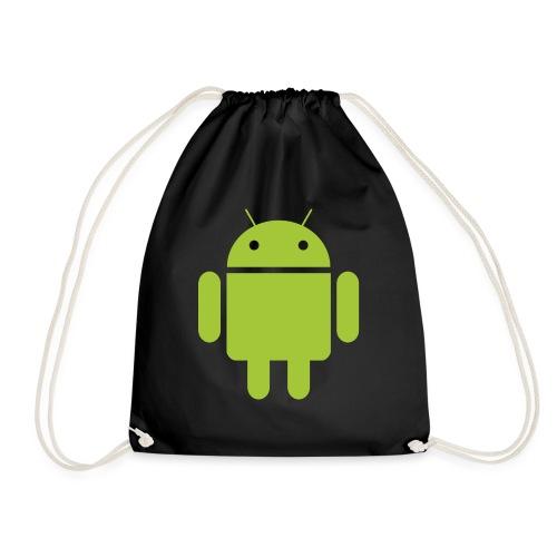Android robot - Gymtas