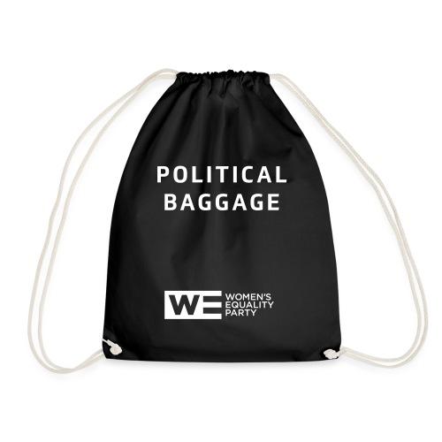Political Baggage - Drawstring Bag