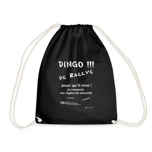 Dingo rallye pour qu il vive - Sac de sport léger