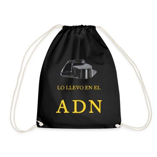 LO LLEVO EN EL ADN - Drawstring Bag