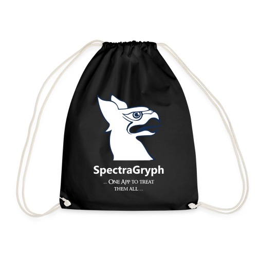 Spectragryph - one app for all spectra - Turnbeutel