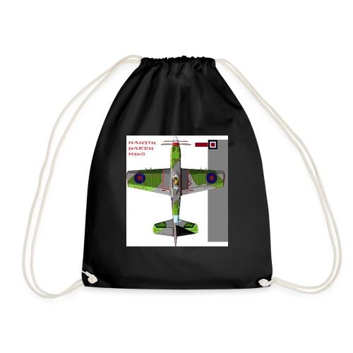 Martin Baker MB 5 - Drawstring Bag