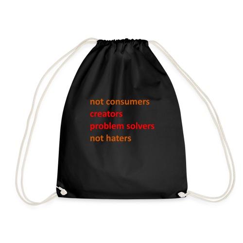 Creators - Drawstring Bag