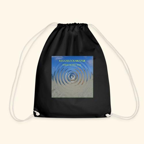 Reggarockaboogie - makes me feel alive - Drawstring Bag