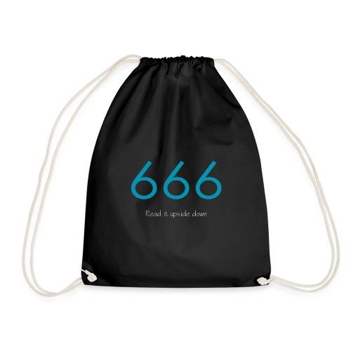 666 and 999 - Gymnastikpåse