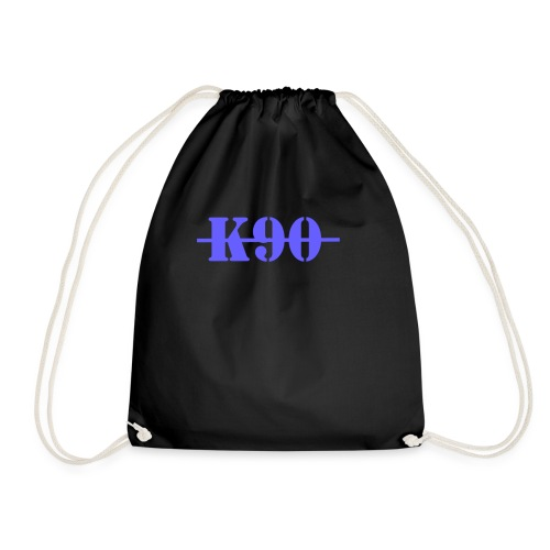 K90 Art Clothing - Drawstring Bag