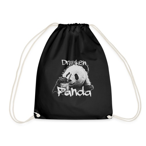 Drunken Panda - Turnbeutel