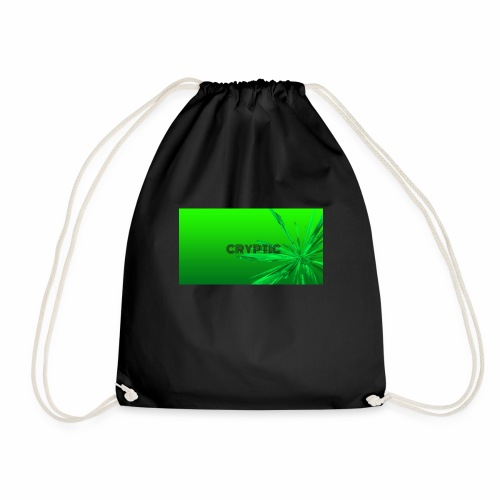 MERCH SEASON 1 - Drawstring Bag