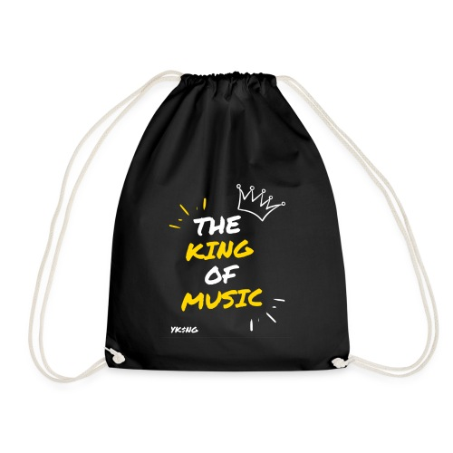 The king Of Music - Mochila saco